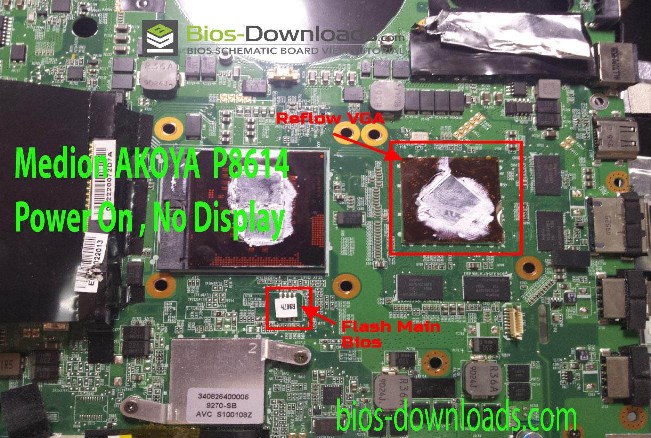 MEDION P8614 WINDOWS 7 64BIT DRIVER